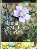 Portada de MANUAL DE MEDICINA NATURISTA