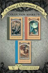 Portada de A SERIES OF UNFORTUNATE EVENTS COLLECTION: BOOKS 7-9