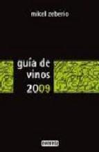 Portada de GUIA DE VINOS 2009