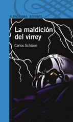 Portada de LA MALDICIÓN DEL VIRREY (EBOOK)