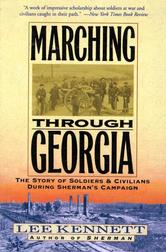 Portada de MARCHING THROUGH GEORGIA