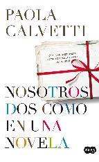 Portada de NOSOTROS DOS COMO EN UNA NOVELA (EBOOK)