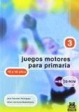 Portada de JUEGOS MOTORES PARA PRIMARIA 10 A 12 AÑOS