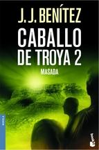 Portada de MASADA (CABALLO DE TROYA 2)