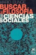 Portada de BUSCAR LA FILOSOFIA EN LAS CIENCIAS SOCIALES