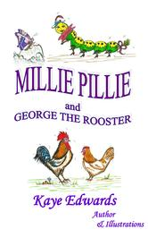 Portada de MILLIE PILLIE AND GEORGE THE ROOSTER