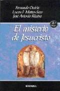 Portada de EL MISTERIO DE JESUCRISTO