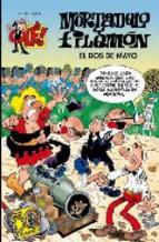 Portada de OLE MORTADELO Y FILEMON Nº 181: EL DOS DE MAYO