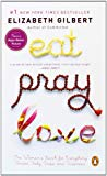 Portada de EAT, PRAY, LOVE