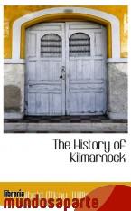 Portada de THE HISTORY OF KILMARNOCK