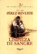 Portada de LIMPIEZA DE SANGRE (EBOOK)