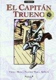 Portada de SUPER CAPITAN TRUENO Nº 5: EL AMIGO FOEBIUS; EL ABISMO Y OTRAS AVENTURAS