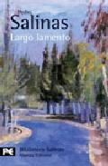 Portada de LARGO LAMENTO