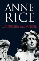 Portada de LA PRUEBA DELÁNGEL (EBOOK)