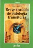Portada de BREVE TRATADO DE ONTOLOGIA TRANSITORIA