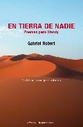 Portada de EN TIERRA DE NADIE: POEMAS PRA WENDY