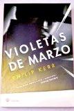 Portada de BERLIN NOIR: VIOLETAS DE MARZO