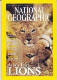 Portada de NATIONAL GEOGRAPHIC 2001 JUNE