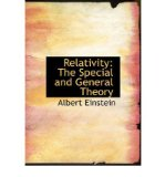 Portada de [( RELATIVITY: THE SPECIAL AND GENERAL THEORY (LARGE PRINT EDITION) )] [BY: ALBERT EINSTEIN] [AUG-2008]