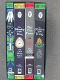 Portada de LORD OF THE RINGS TRILOGY WITH THE HOBBIT, 4 VOLUMES IN SLIPCASE [ THE FELLOWSHIP OF THE RING, THE TWO TOWERS, THE RETURN OF THE KING ]