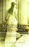 Portada de MEMORIAS DE UNA ZORRA (EBOOK)
