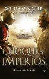 Portada de CHOQUE DE IMPERIOS (NOVELA HISTÓRICA)