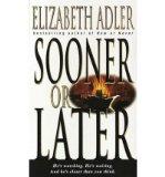 Portada de [(SOONER OR LATER)] [BY: ELIZABETH ADLER]