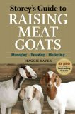 Portada de (STOREY'S GUIDE TO RAISING MEAT GOATS: MANAGING, BREEDING, MARKETING) BY SAYER, MAGGIE (AUTHOR) HARDCOVER ON (12 , 2010)