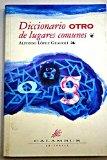 Portada de DICCIONARIO OTRO DE LUGARES COMUNES