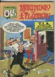 Portada de COLECCION OLE: MORTADELO Y FILEMON NUMERO 100: CATARATA DE EMBROLLOS