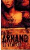 Portada de ARMAND EL VAMPIRO