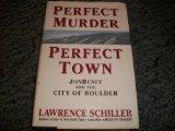 Portada de PERFECT MURDER, PERFECT TOWN