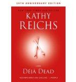 Portada de [(DEJA DEAD)] [BY: KATHY REICHS]