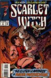 Portada de SCARLET WITCH ISSUE 2 FEBRUARY 1994 THE CLUTCH OF MADNESS