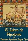 Portada de LIBRO DE APOLONIO