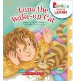 Portada de [( LUNA THE WAKE-UP CAT )] [BY: CHARNAN SIMON] [MAR-2011]