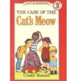 Portada de [( THE CASE OF THE CAT'S MEOW )] [BY: CROSBY NEWELL BONSALL] [OCT-1999]