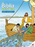 Portada de LA BIBLIA DE LOS NIÑOS - CÓMIC NUEVO TESTAMENTO