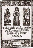 Portada de LA VIDA DE LAZARILLO DE TORMES Y DE SUS FORTUNAS Y ADVERSIDADES