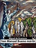 Portada de SAN MANUEL BUENO MÁRTIR