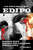 Portada de EDIPO EN COLONO