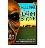 Portada de [( THE DOOM STONE )] [BY: PAUL ZINDEL] [JUL-2009]