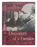 Portada de DISCOVERY OF A GENIUS: WILLIAM DEAN HOWELLS AND HENRY JAMES. COMPILED AND EDITED BY ALBERT MORDELL. INTROD. BY SYLVIA E. BOWMAN