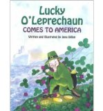 Portada de [( LUCKY O'LEPRECHAUN COMES TO AMERICA )] [BY: JANA DILLON] [DEC-2000]