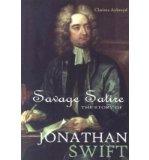 Portada de [( SAVAGE SATIRE: THE STORY OF JONATHAN SWIFT )] [BY: CLARISSA AYKROYD] [OCT-2006]