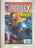 Portada de LA PATRULLA X VOLUMEN 2 NUMERO 057: APOCALIPSIS LOS DOCE