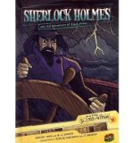Portada de [( 11 SHERLOCK HOLMES AND THE ADVENTURE OF BLACK PETER )] [BY: MURRAY SHAW] [MAR-2012]