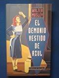 Portada de EL DEMONIO VESTIDO DE AZUL