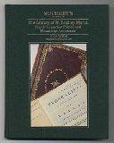 Portada de LIBRARY OF H. BRADLEY MARTIN. HIGHLY IMPORTANT PRINTED AND MANUSCRIPT AMERICANA