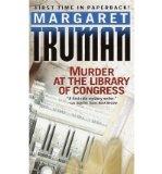 Portada de [(MURDER AT THE LIBRARY OF CONGRESS)] [BY: MARGARET TRUMAN]